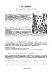 Fichier PDF a la lanterne