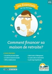 comment financer sa maison de retraite
