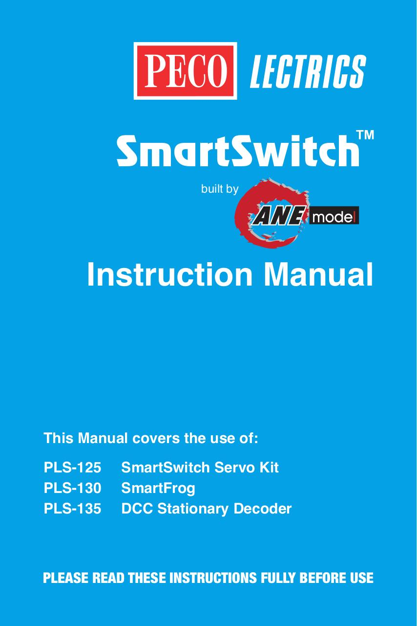Smartswitch Manual Pp1 20indd Par Brian V2 Pdf Pushtomake Switch Electronic Symbol V2pdf Page 1 22