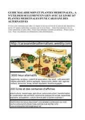 Fichier PDF guide maladie soin plante medicinale
