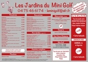 Fichier PDF set de table golf 2016