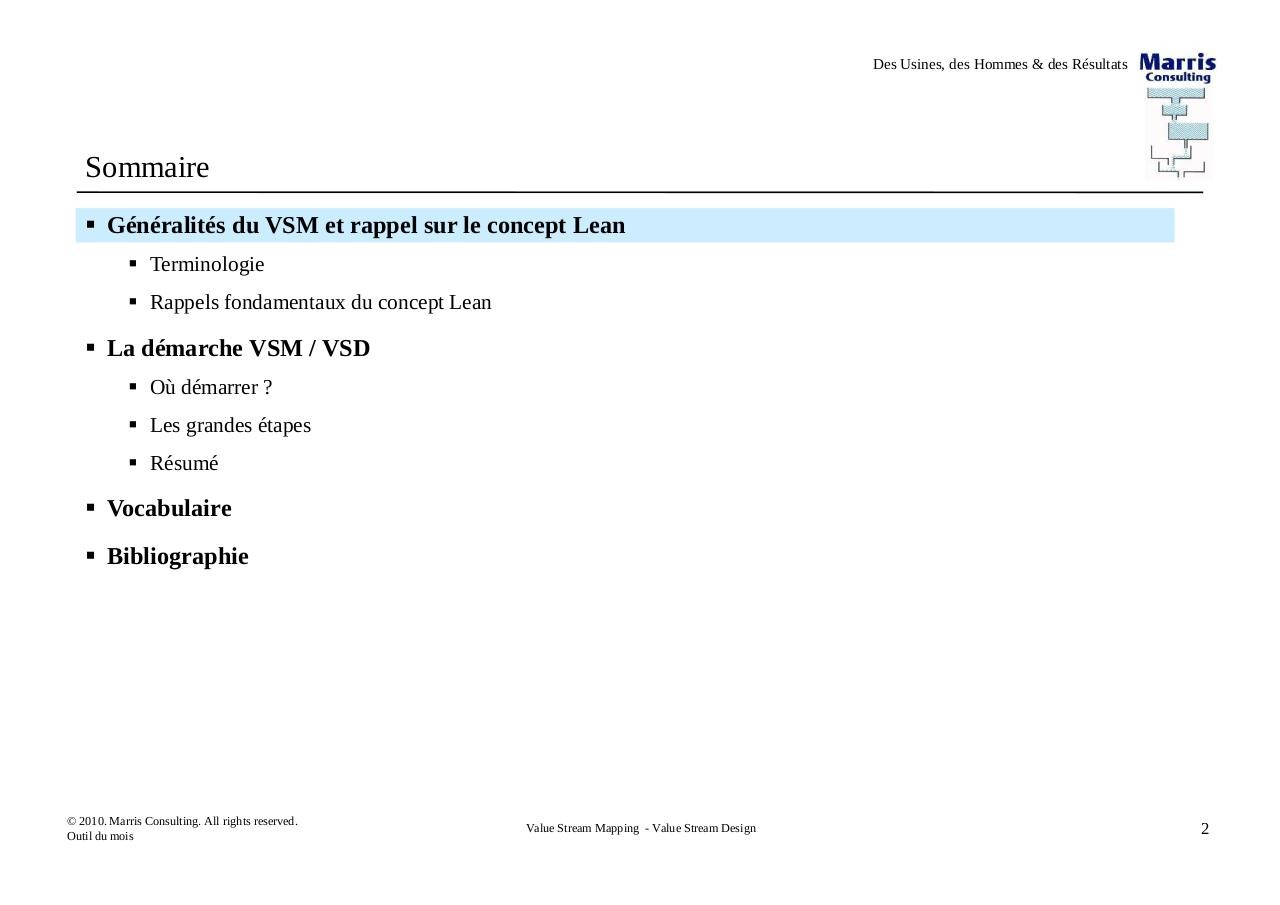 201002_outil_du_mois_vsm_marris_consulting.pdf - page 2/30