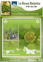 botanicarevue numero1 mars 2016