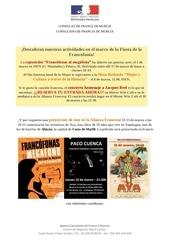 fiesta de la francofonia