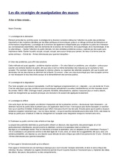 Fichier PDF les dix strategies de manipulation des masses
