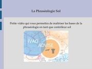 presentation phraseologie sol