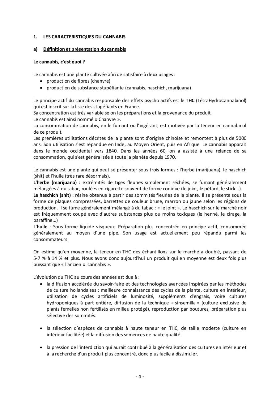 Rapport Cannabis.pdf - page 4/31