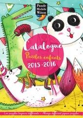 catalogue 2016 puzzles enfants michele wilson vice versa