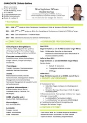 Fichier PDF cv charouite chihab eddine mini