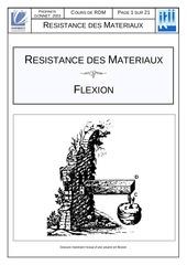 Fichier PDF flexion