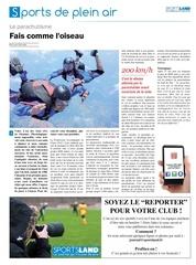 sportsland pays basque 22 parachutisme