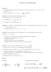 Fichier PDF entrainement dtl
