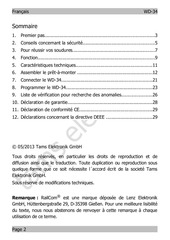 tams WD-34_2013_05_FR.pdf - page 2/32