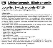 Fichier PDF uhlenbrock 63410