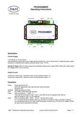 Fichier PDF doehler programmer