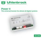 uhlenbrock power 4 63240