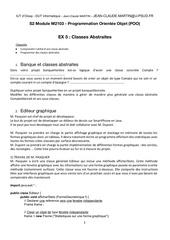ex5 classes abstraites doc