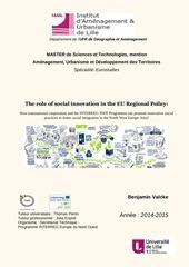 memoire m2 innovation sociale programme interreg nwe