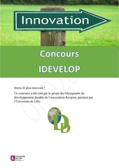 reglement concours idevelop odd