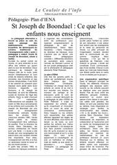 reportage presse ecole