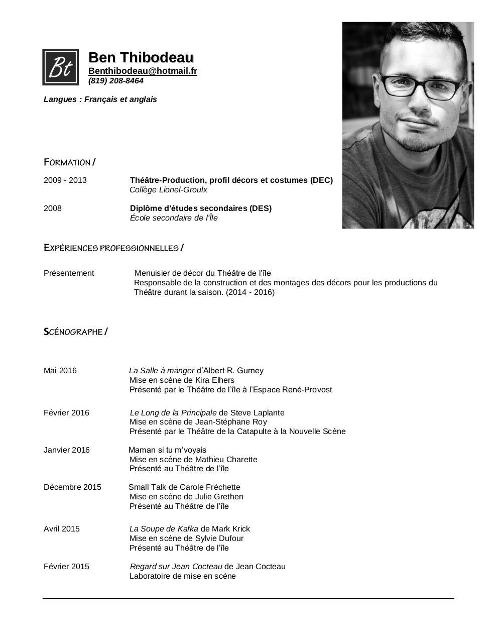 cv - 11 indd - cv morgan infographiste pdf  1