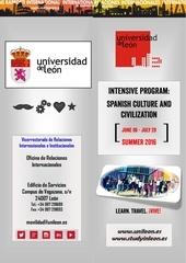 brochure intensive program summer 2016