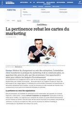 la pertinence rebat les cartes du marketing