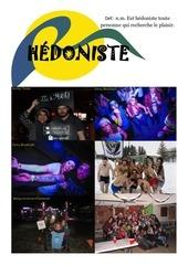 publication mars hedoniste 2016
