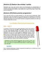 Fichier PDF arduino partie 2