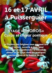 stage choros theatre des origines