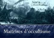 maitrises d occultisme 2016