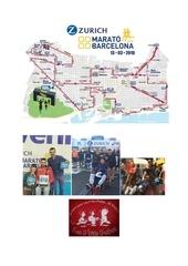 recit marathon de barcelone