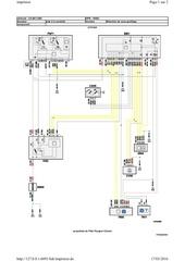 schema electrique dsg c4