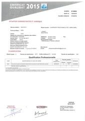 certificats qualibat rge