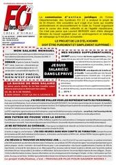 tract pedagojur 22 contre projet de loi el khomri
