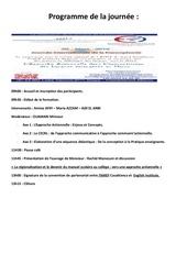 785087243 programme