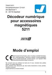 viessmann decodeur accessoires 5211 fr