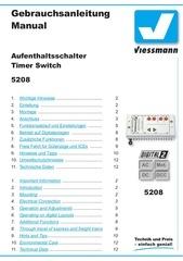 viessmann module d arret 5208 01 de gb