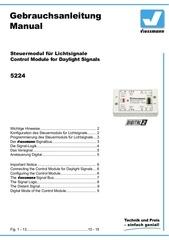 viessmann module signalisation 5224