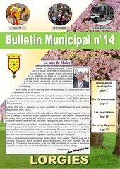 bulletin mars 2016