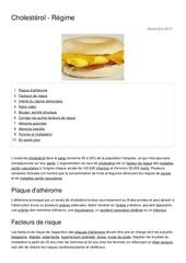 cholesterol regime 339 nyl4qs