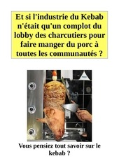 Fichier PDF complot kebab porc