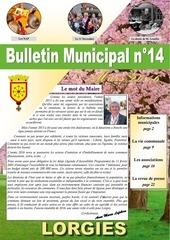 lorgies bulletin mars 2016