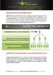 Fichier PDF presentation de werbeturbo