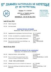 programme 57emes jndn 2 4 mai 2016 1