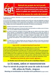 Fichier PDF tract pour le 31