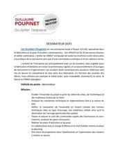 Fichier PDF annonce
