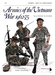 osprey men at arms armies of the vietnam war 1962 1975