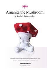 amanita the mushroom