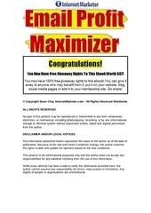 emailprofitmaximizer